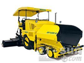 德玛格DF125P/D轮式摊铺机