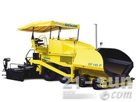德玛格DF145P轮式摊铺机