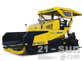德玛格DF145CS履带式摊铺机