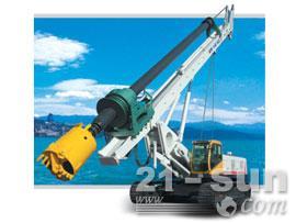 鸿达重工HDR230旋挖钻机