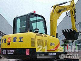山东鸿达HDE60挖掘机
