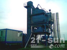 山东鸿达LB1500沥青混合料搅拌设备