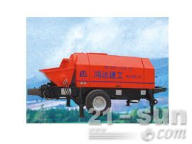 铁力士HBT60Z1407-75拖泵
