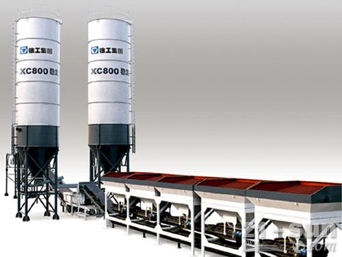 徐工XC800稳定土厂拌设备外观图1