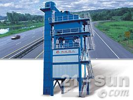 山东鸿达LB4000沥青混合料搅拌设备