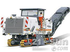 维特根W 2100铣刨机图片