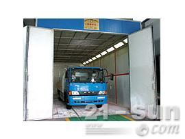 山东鸿达HDT5257GJB混凝土搅拌运输车