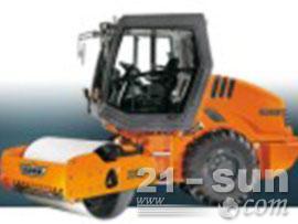 悍马3205单钢轮压路机