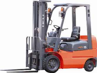 合力H2000系列小轴距1.5-3吨内燃平衡重型叉车