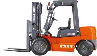 合力H2000系列2-3.5吨内燃平衡重型叉车