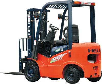 合力G系列1-1.8吨内燃平衡重型叉车