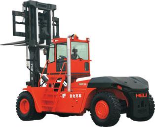 合力G系列20-25吨内燃平衡重型叉车