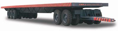 合力H2000系列1-80吨平板拖车