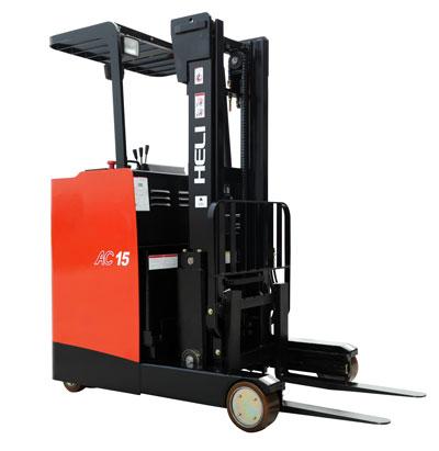 合力G系列1.5吨交流站式前移式蓄电池叉车
