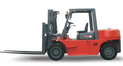 合力H2000系列6/8/10吨进箱叉车