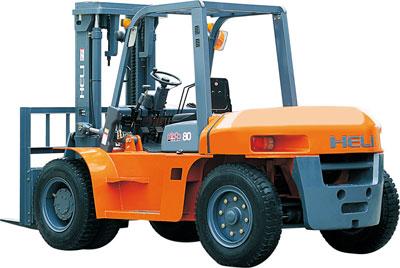 合力H2000系列5-10吨内燃平衡重型叉车