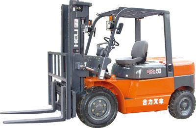 合力H2000系列4-5吨内燃平衡重型叉车