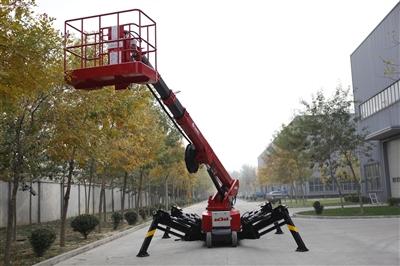 京城重工GTBY22S高空作业平台