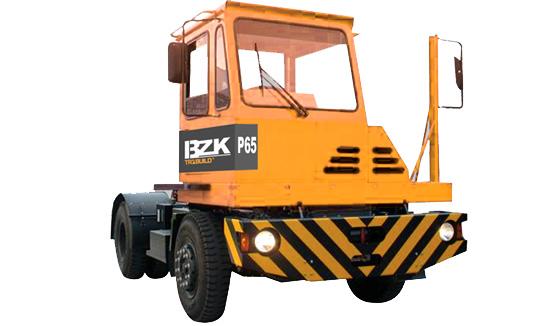 中环动力BZK P65港口牵引车