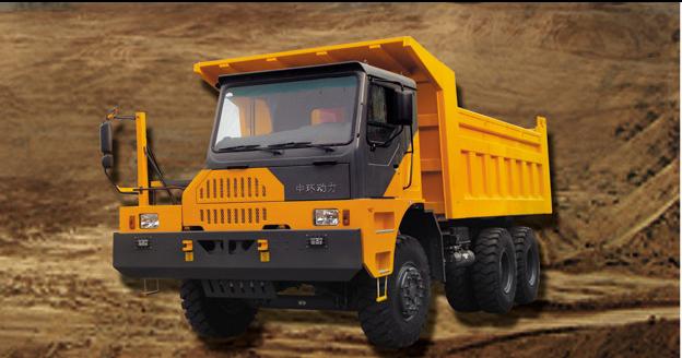 中环动力BZK M420矿用车