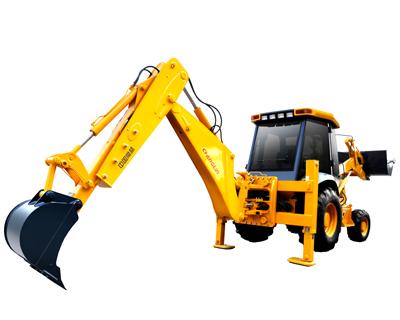 常林公司620CS挖掘装载机