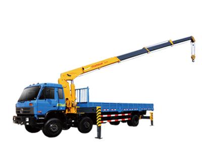 常林公司CHL5250JSQ随车起重机