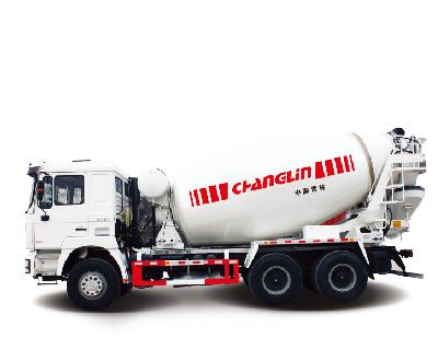 常林公司搅拌运输车混凝土搅拌运输车