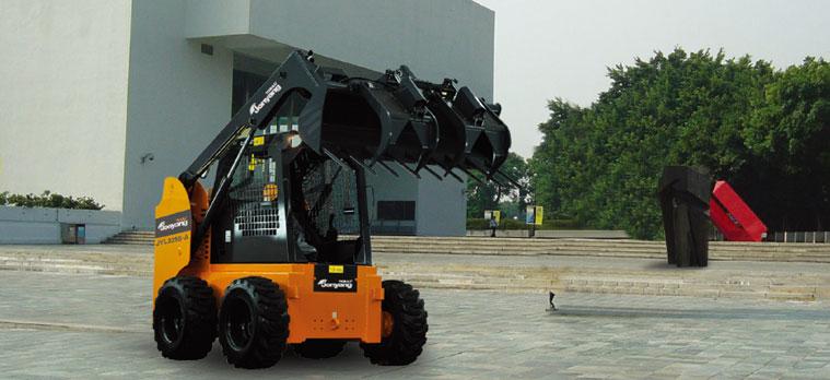 道胜JYL3255-A滑移装载机