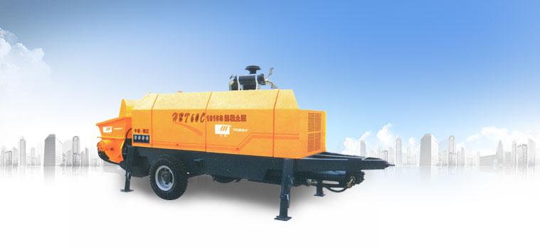 道胜HBT60CA输送泵