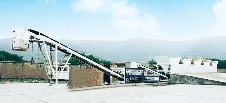 道胜WBSC500稳定土厂拌设备