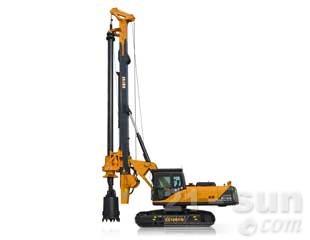 平汉重工KR125A旋挖钻机