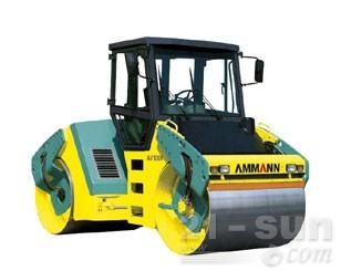 安迈AV 80 X双钢轮压路机