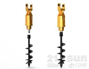 平汉重工KA600液压螺旋钻