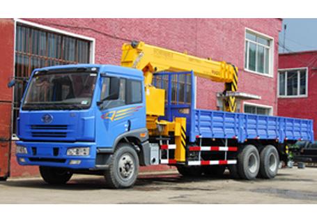 牡丹江TQC5252JSQ汽车起重机