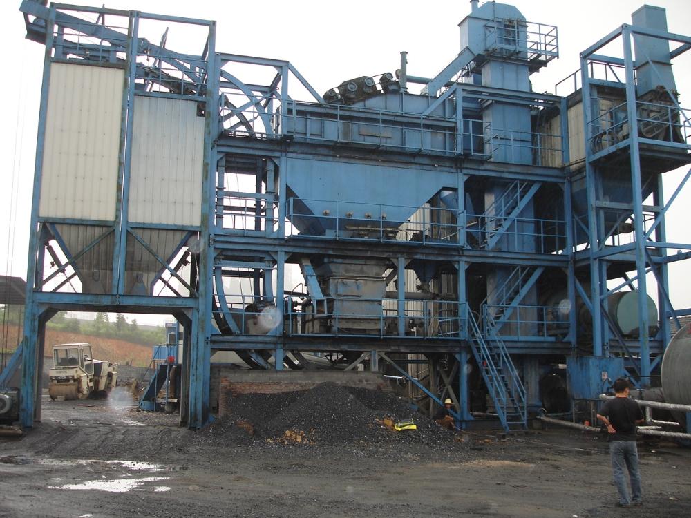 铁拓机械rlbz-2000沥青再生附楼设备