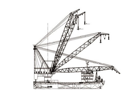 三一起重船海工装备性能