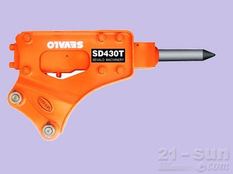 千里马SD430T破碎锤