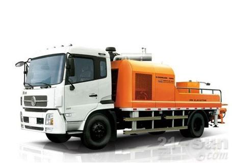 中联重科zlj5121thb(132kw-电机)车载泵口碑