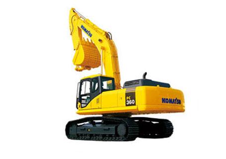 小松PC360 7挖掘机