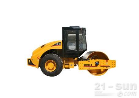 柳工clg614t双钢轮压路机图片