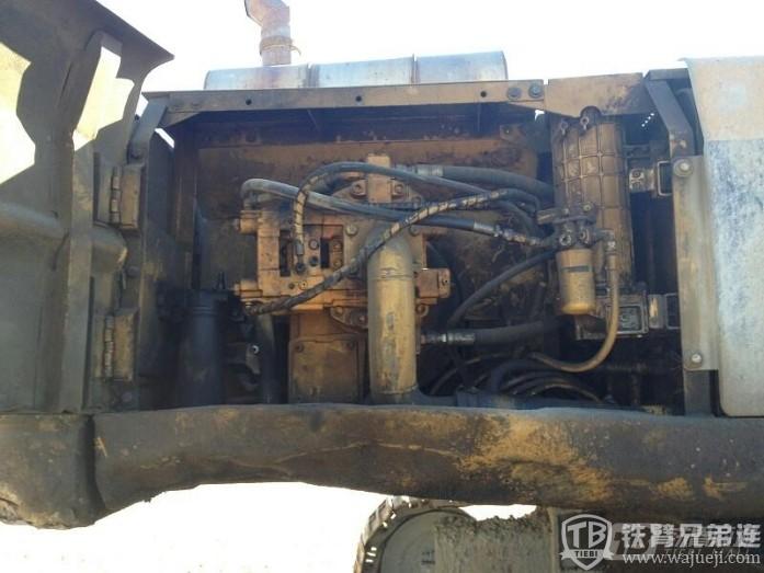 【维修图片】卡特挖掘机维修常见技术问题分析