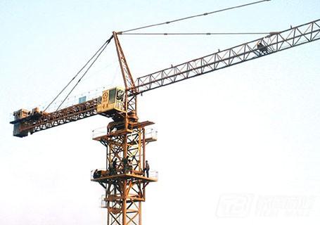升立建机qtz125(sl6018)塔式起重机