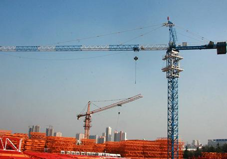 【多图】山东华夏qtz63(5013)塔式起重机图片