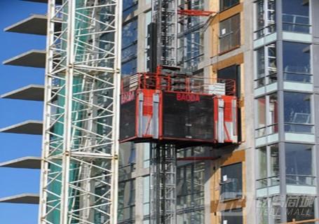 上海宝达塔吊电路图