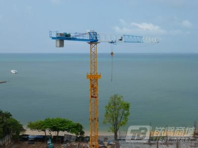 广西建机tct5110平头塔吊