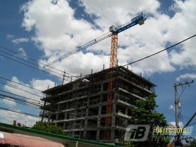 广西建机tct5611普通外套1.5米截面平头塔吊