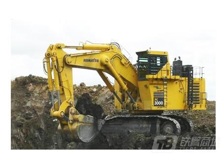 小松PC3000-6挖掘机
