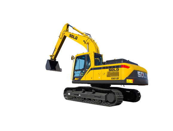 山东临工E6210F履带挖掘机