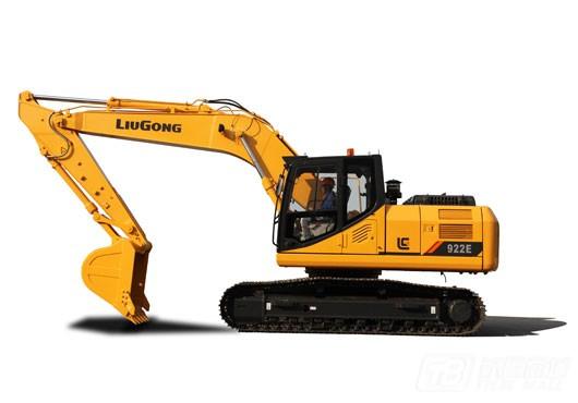 柳工922E挖掘机