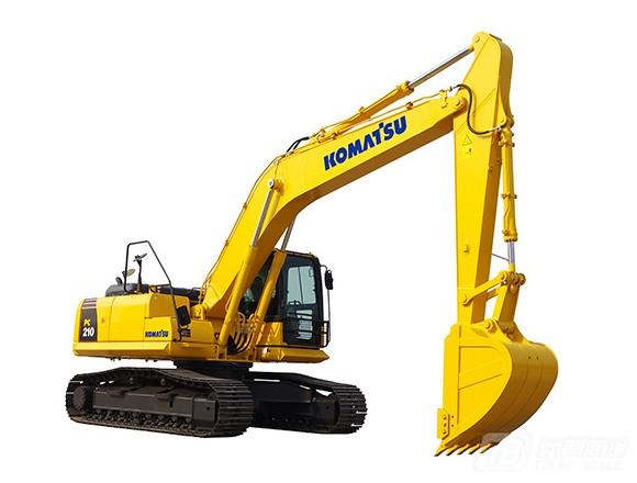 小松PC210-8M0重作业型挖掘机